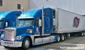 100 Century Trucking Freightliner Trucks
