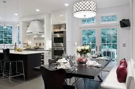 wayland residence kitchen renovation transitional kitchen