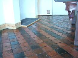 restoring tile floors tiled floor before restoration in