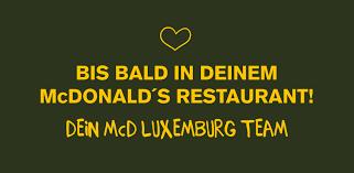 siege mcdo mcdonald s luxembourg