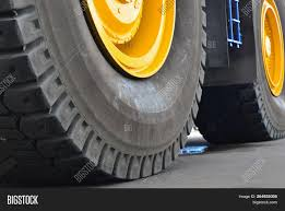 100 Huge Trucks Protector Large Rubber Image Photo Free Trial Bigstock