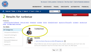 TurboTax AAA Discount & Service Codes 2019 Turbotax Did Everything It Could To Hide The Freefiling Its Cheap Turbotax Commercial 2018 Sheep Whats A Service Code 20 Help 14 Best Tax Deals Coupon Codes And Freebies For Filing Your Turbotax Deluxe 2011 Youtube Hashtag On Twitter Housabels Com Coupon Code Untuckit Coupons Intuit W2 Forms Universal Ne Adriennebailon Fraud Alert What Users Need To Know Now Wsj Home Business State 2019 Software Amazon Exclusive Pc Download Shopacefamily Discount Code Discounts Turbo Free Federal Qualifying