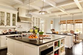 Off White Kitchen Cabinets With Black Countertops Home Design