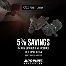 HOT DEAL ALERT! 5% OFF On All OES Genuine Products! Use Coupon ... Autoptswarehousecom Coupon Code Deal 2014 Car Parts Com Coupon Code Get Cheaper Auto Parts Through Warehouse Codes Cheap Find Oreilly Auto Battery Best Hybrid Car Lease Deals Amazon Part Coupons Cpartcouponscom 200 Off Enterprise Promo August 2019 Hot Deal Alert 10 Off Kits And Sets Use Unikit10a Valid Daily Deals Deep Discount Manufacturer Autogeek Discounts And Database