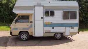 Small Rv For Sale Elegant Used Rvs Mitsubishi L300 Pioneer Motorhome By Owner