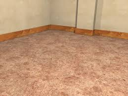 Vinyl Floor Underlayment Bathroom by How To Install Vinyl Flooring With Pictures Wikihow