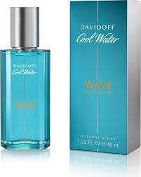 davidoff cool water wave eau de toilette for be beautiful