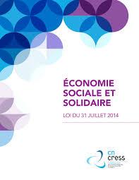 chambre r馮ionale de l 馗onomie sociale et solidaire loi ess téléchargez le livret cress occitanie