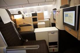 siege business air siège business class boeing b777 swiss picture of swiss
