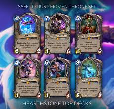 r druid deck kft hearthstone legendaries you can safely disenchant updated for