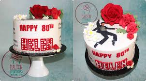 Elvis Themed Cake