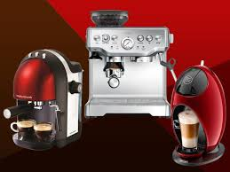 Three Of The Best Coffee Machines In World