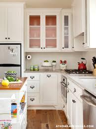 Beadboard Backsplash Vintage kitchen At Home in Arkansas