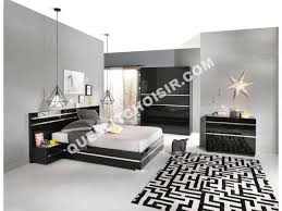 chambre conforama adulte lit conforama lit adulte 140x190 cm glass coloris noir au meilleur