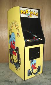 Galaga Arcade Cabinet Kit by Classic Midway Style Video Game Cabinet Aceamusements Us