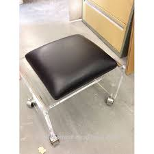 Acrylic Vanity Chair With Wheels by Plastic Stool Seat Plastic Stool Seat Suppliers And Manufacturers