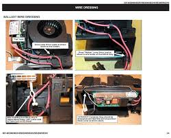 Kdf E50a10 Lamp Replacement by I Have A Sony Kdf 50e2000 Tv And The Red Light On The Front Of The