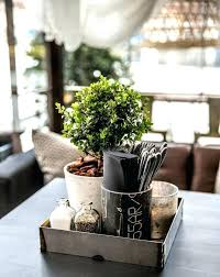 Dining Table Centerpieces Winsome Kitchen Decor Be Equipped Room