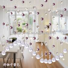 Glass Bead Curtains For Doorways by Crystal Hanging Door Beads Curtain Buy Crystal Hanging Door
