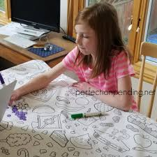 Quiet Time Activity For Busy Moms The Coloring Table