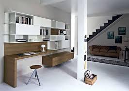 bibliothèque avec bureau intégré meuble bureau bibliotheque meubles guttin grenoble meuble