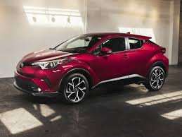 New 2019 Toyota C-HR XLE 4D Sport Utility In Milwaukee #36625 ...