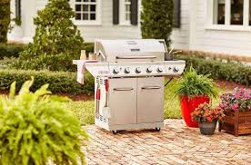 New grills allow backyard chefs to smoke grill bake roast or