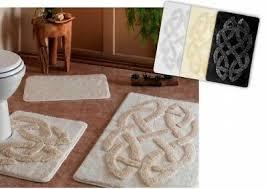badezimmer vorleger matten möbel wohnen badteppich