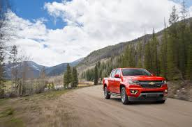 100 Chevy Truck Towing Capacity 2016 Chevrolet Colorado Rewarded With 28liter Diesel Mill
