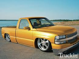 100 2001 Chevy Truck Silverado Goldmember Airbagged S In Magazine