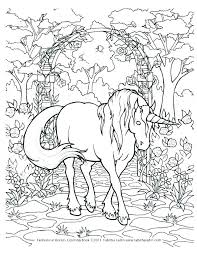 Unicorn Printable Coloring Pages Free Flying
