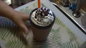 Double Chocolatey Chip Frappuccino Copycat Noreens Kitchen