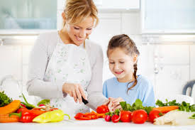 transmettre sa de la cuisine à ses enfants famille magazine