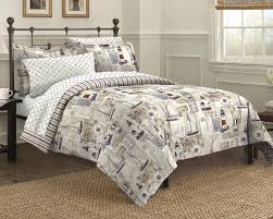 Bed Comforter Set by Amazon Com Free Spirit Cape Cod Seaside Sailing Nautical Bedding