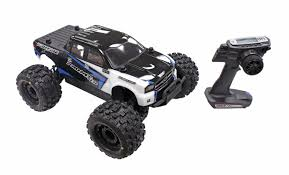 100 4wd Truck PROMT 4X4 110 4WD Monster Premium RTR Hobby Recreation