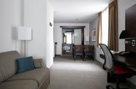 fort Inn Midtown West Luxury Club Quarters Hotel Opposite