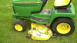 John Deere Stx38 Yellow Deck Removal by John Deere Belts John Deere Genuine Parts John Deere Genuine