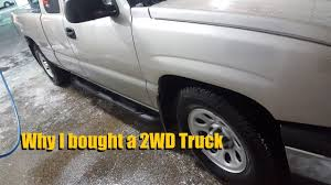 Why I Bought A 2WD Truck - YouTube 4wd Vs 2wd In The Snow With Toyota 4runner Youtube Tacoma 2018 New Ford F150 Xlt Supercrew 65 Box Truck Crew Cab Nissan Pathfinder On 2wd 4wd Its Not Too Early To Be Thking About Snow Chains Adventure Chevy Owning The 2010 Used Access V6 Automatic Prerunner At Mash 2015 Proves Its Worth While Winter Offroading Driving Fothunderbirdnet 2002 Ranger Green 2 Wheel Drive Bed Xl Supercab Extended Truck Series Supercab Landers Serving