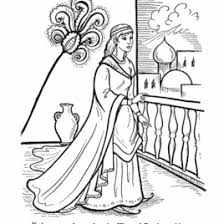 1000 Images About Esther For Kids On Pinterest Coloring Page Of In The Bible