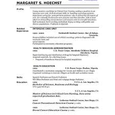 Professional Profile Resume Examples Is The Source Of Creative Ideas For Arrangement Your So That More Simple 16
