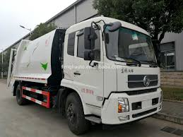 2018 Waste Management Trucks Sale 12000 Liters China Garbage ...
