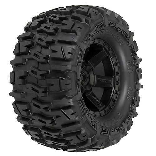 Pro-line Racing Trencher All Terrain RC Model Truck Tires - 2.8""