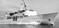 motor yacht nadine