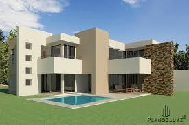 Modern Houseplans Mx497d 4 Bedroom House Plans