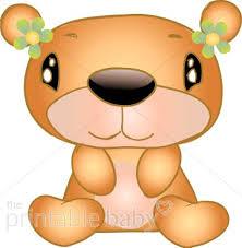 Cartoon Teddy Bear Clipart