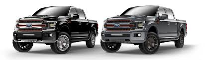2019 Ford F-150 Harley-Davidson Truck On Display This Week In ... Ford Says Electric Vehicles Will Overtake Gas In 15 Years Announces Tuscany Trucks Mckinney Bob Tomes Where Are Ford Made Lovely Black Mamba American Force Wheels 7 Best Truck Engines Ever Fordtrucks 2018 F150 27l Ecoboost V6 4x2 Supercrew Test Review Car 2019 Harleydavidson Truck On Display This Week New Ranger Midsize Pickup Back The Usa Fall 2017 F250 Super Duty Cadian Auto Confirms It Stop All Production After Supplier Fire Ops Special Edition Custom Orders Cars America Falls Off Latest List Toyota Wins Sunrise Fl Dealer Weson Hollywood Miami