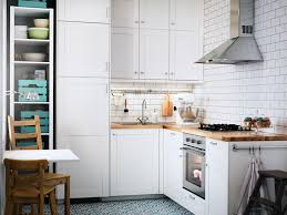 kleine küchen planen gestalten