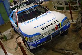 1988 Peugeot 405 T16 Grand Raid Specifications and