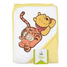 Finding Nemo Bath Towel Set by Tigger Towel With Hooded Character Disney Baby
