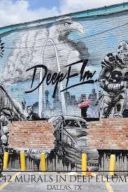 Deep Ellum Wall Murals by 42 Murals U2013 Deep Ellum Dallas Tx Sightsee Texas